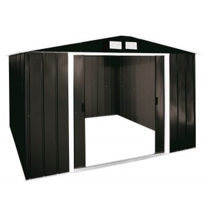 Sapphire 10ft x 10ft Metal Apex Shed