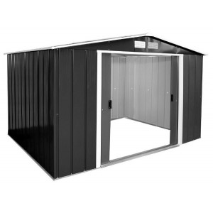 Sapphire 10ft x 8ft Metal Apex Shed