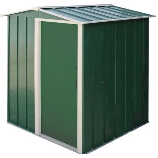 Sapphire 5ft x 4ft Metal Apex Shed