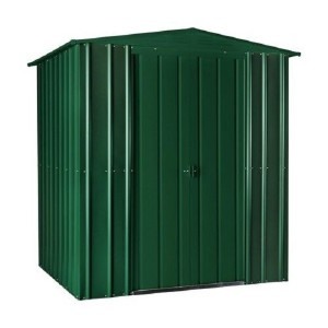 Lotus 6ft x 8ft Metal Apex Shed