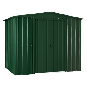Lotus 8ft x 3ft Metal Apex Shed
