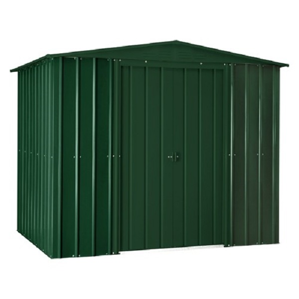 Lotus 8ft x 5ft Metal Apex Shed