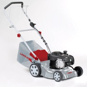 "Lawn King LK41R 16"" Petrol Push Lawnmower"