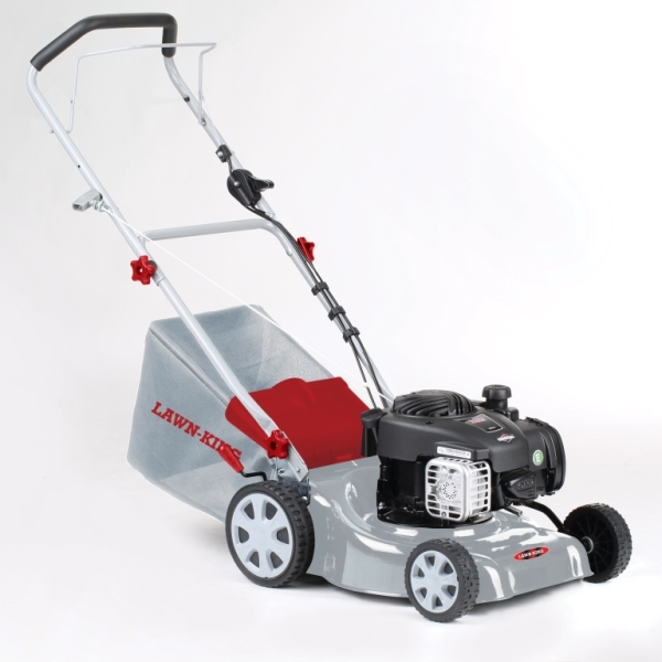 Lawn King Petrol Push Lawnmower LK41R 16""
