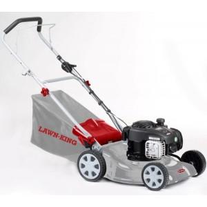 "Lawn King LK46R 18"" Petrol Push Lawnmower"