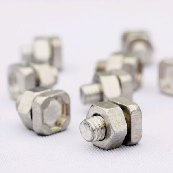 Vitavia Nuts And Bolts - Square (10 Pieces)