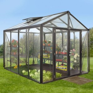 Zeus Greenhouse With Double Door