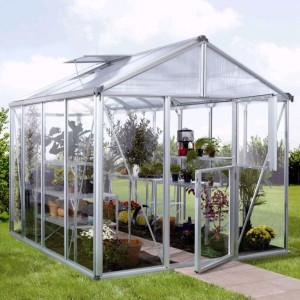Zeus Greenhouse With Stable Door