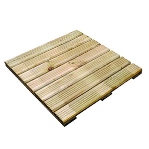 Decking tile (Pack of 4)