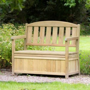 Caroline Bench with Storage Box