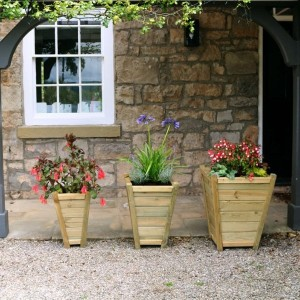 Grosvenor Planter - Set of 3