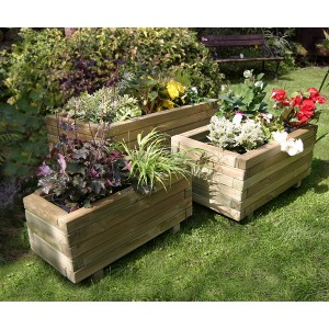 Gresford Planter (Set of 3)