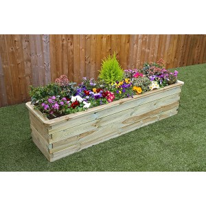 Deep Sleeper Raised Bed