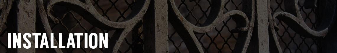 Gates installation content segmentation