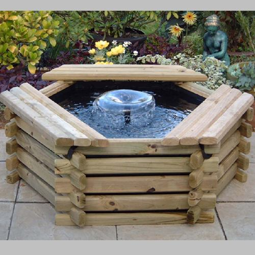 50 gallon raised garden ponds buy online. Black Bedroom Furniture Sets. Home Design Ideas