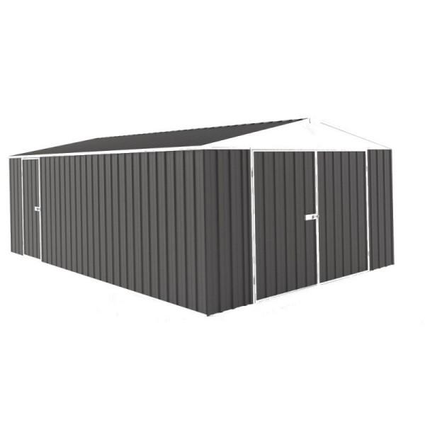 Melbourne 10ft x 15ft Metal Garage