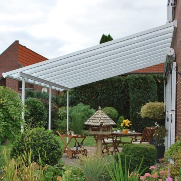 Palram feria 4 x 606 patio canopy freerunsca Images
