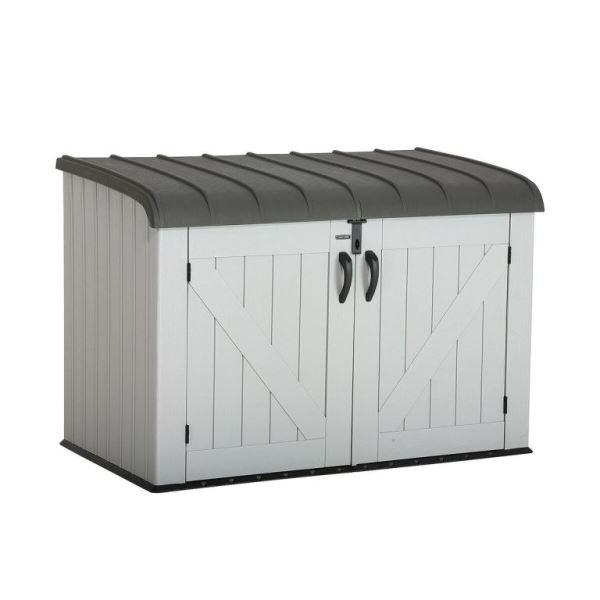 sc 1 st  Garden Oasis & Lifetime Outdoor Storage Unit